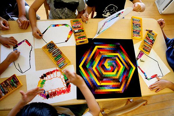 アート教育-模写