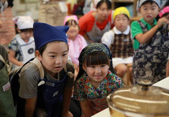 お知らせ2019年10月7日tottoちゃんの日本のご飯講座